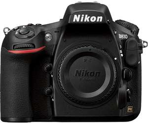 Appareil photo Reflex Nikon D810 - Boitier Nu