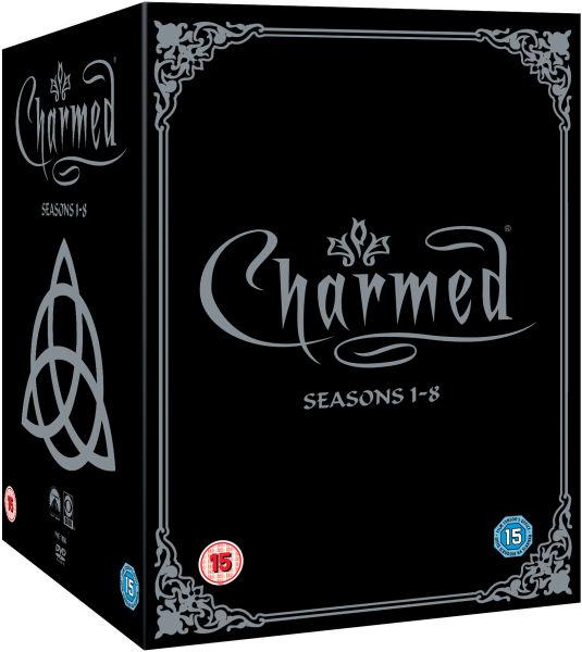 Coffret DVD Charmed - L'Intégrale de la Série (Saisons 1 à 8)