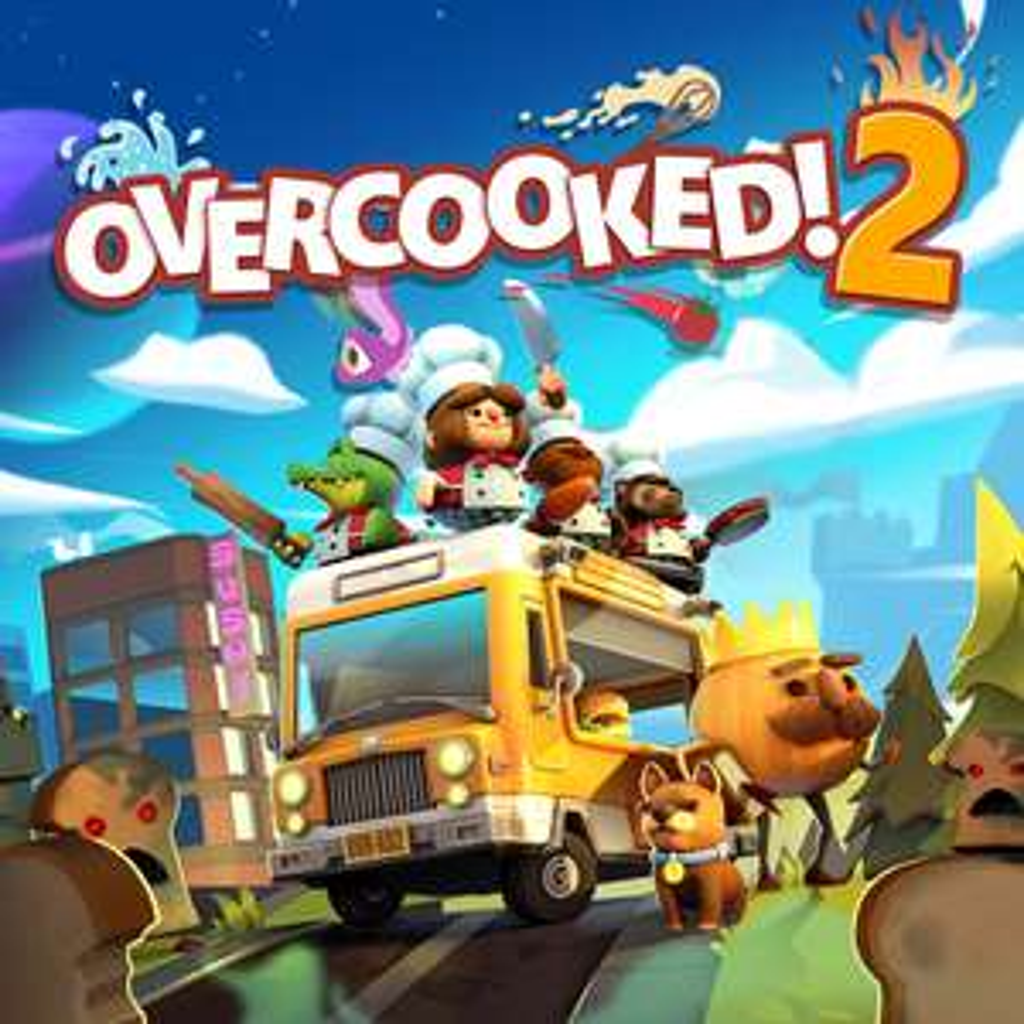 Overcooked 2 sur PC (dématérialisé, Steam)