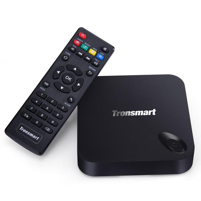 TV Box Tronsmart MXIII Android 4.4.2 - S802 Quad Core - 1Go/8G (ou 2G/8G)