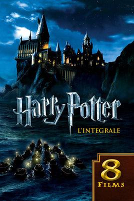 Films Harry Potter : L'intégrale des 8 films en 4K (Dématérialisé, iTunes)