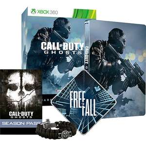 Call of Duty Ghosts Hardened sur Xbox 360