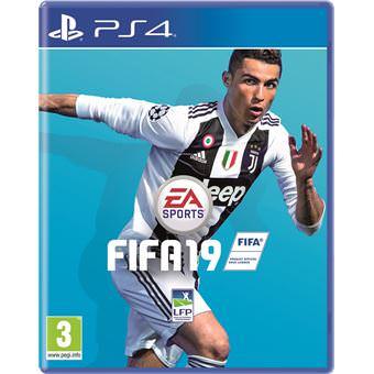FIFA 2019 à 19.99€ via la Reprise d'un Jeu Vidéo PS4/Xbox One/Nintendo Switch