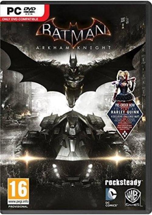 Batman Arkham Knight sur PC (Dématérialisé - Steam)