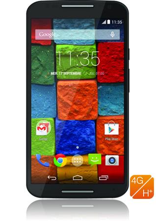 Smartphone Motorola Moto X 2ème génération (2014)