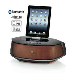 Station d'accueil JBL On Beat Rumble pour iPhone/iPod