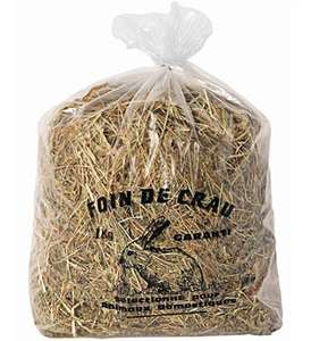 3 kilos de Foin de Crau AOC