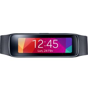 [Clients SFR] Bracelet connecté Samsung Gear Fit SM-R3500ZK noir gratuit (Avec ODR 100€)