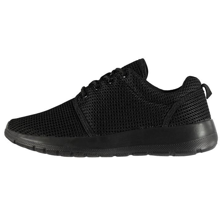 Chaussures Tapout Mesh Runners - Noir (tailles au choix)