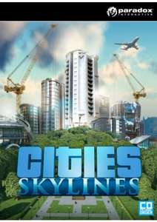 Cities: Skylines sur PC / Mac (Dématérialisé)