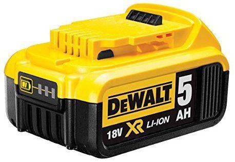 Batterie li-Ion Dewalt DCB184 XR - 18V, 5Ah