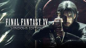 Jeu Final Fantasy XV sur PC (Dématérialisé, Steam)