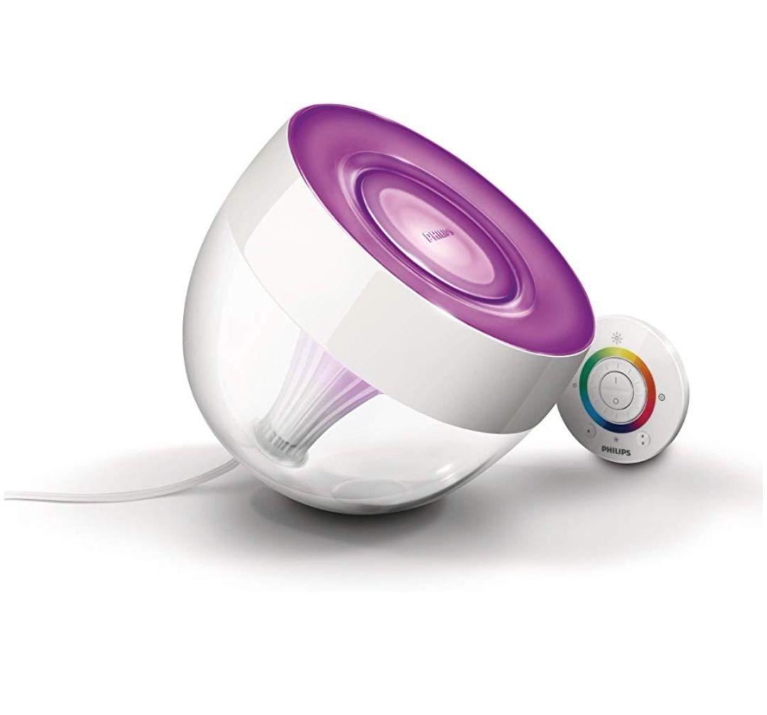 Lampe d'atmosphère Philips LivingColors Iris Clear Compatible HUE