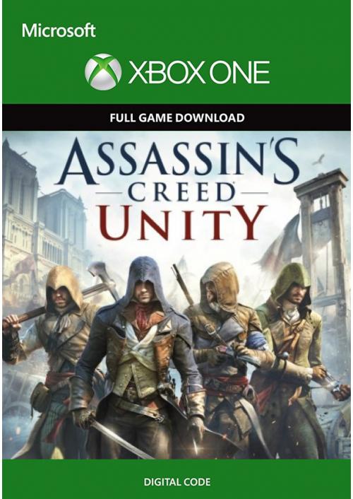 Assasin's Creed Unity sur Xbox One (Dématérialisé)