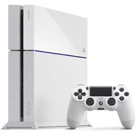 Console Sony Playstation 4 500 Go - Blanche