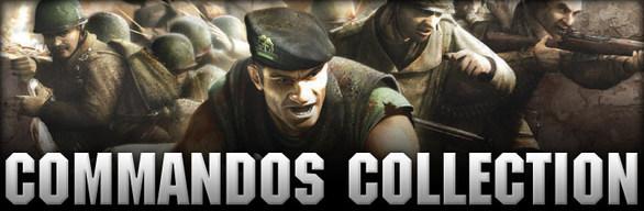 Jeu (PC (dématérialisé) Commandos Collection