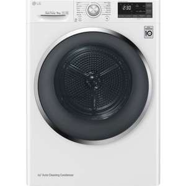 Sèche linge pompe à chaleur LG RH9052WH