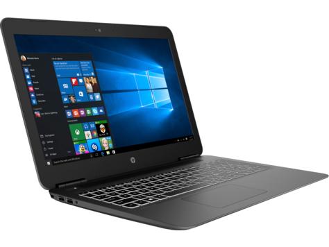 "PC portable 15.6"" HP 15-bc408nf - Full HD, i5-8300H, GTX-1050, 8 Go de RAM, 1 To + 128 Go en SSD"