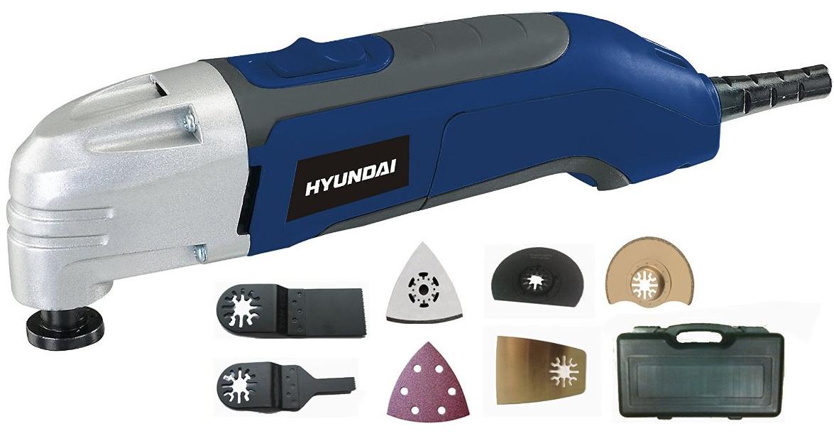 Outil multifonctions Hyundai HSM300 - 300W + 27 accessoires
