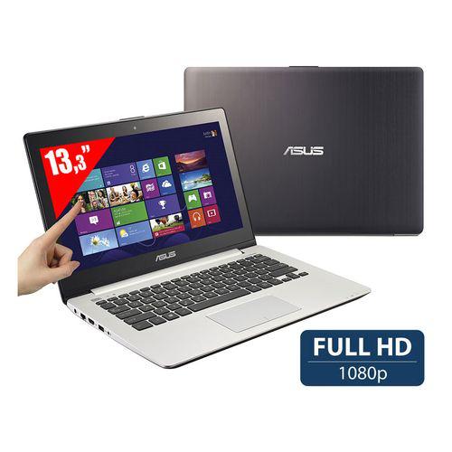 "PC portable 13.3"" Asus VivoBook S301LA-DH084H - Full HD (i3, 4 Go Ram)"