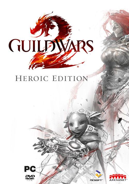 Jeu PC (dématérialisé) Guild Wars 2 Heroic Edition