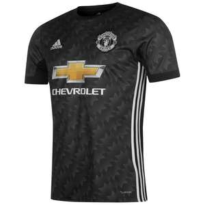 Maillot adidas Manchester United Pogba Away 2017 / 2018 - Taille S