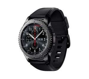 Montre connectée Samsung Gear S3 Frontier (Frontaliers Luxembourg)