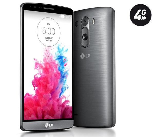 Smartphone LG G3S 8 Go
