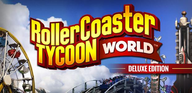 RollerCoaster Tycoon World Deluxe Edition (Dématérialisé - Steam)