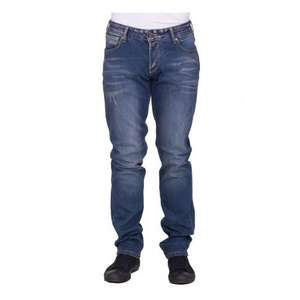 Jean Armani Fitted Fit - Bleu (32/34, 36/34)