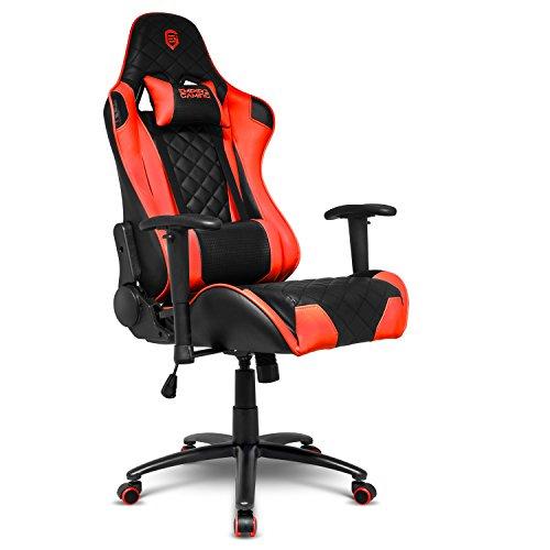 Fauteuil de bureau Empire Gaming Racing 700 Series - noir / rouge (vendeur tiers)