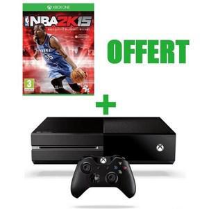 Console Xbox One + NBA 2K15