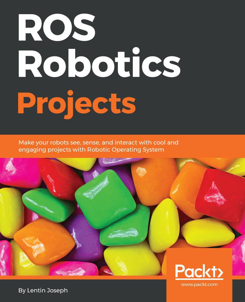 eBook ROS Robotics Projects Gratuit (Anglais - Dématérialisé)