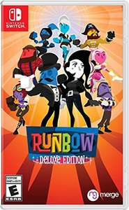 Runbow Deluxe Edition Nintendo Switch Version US