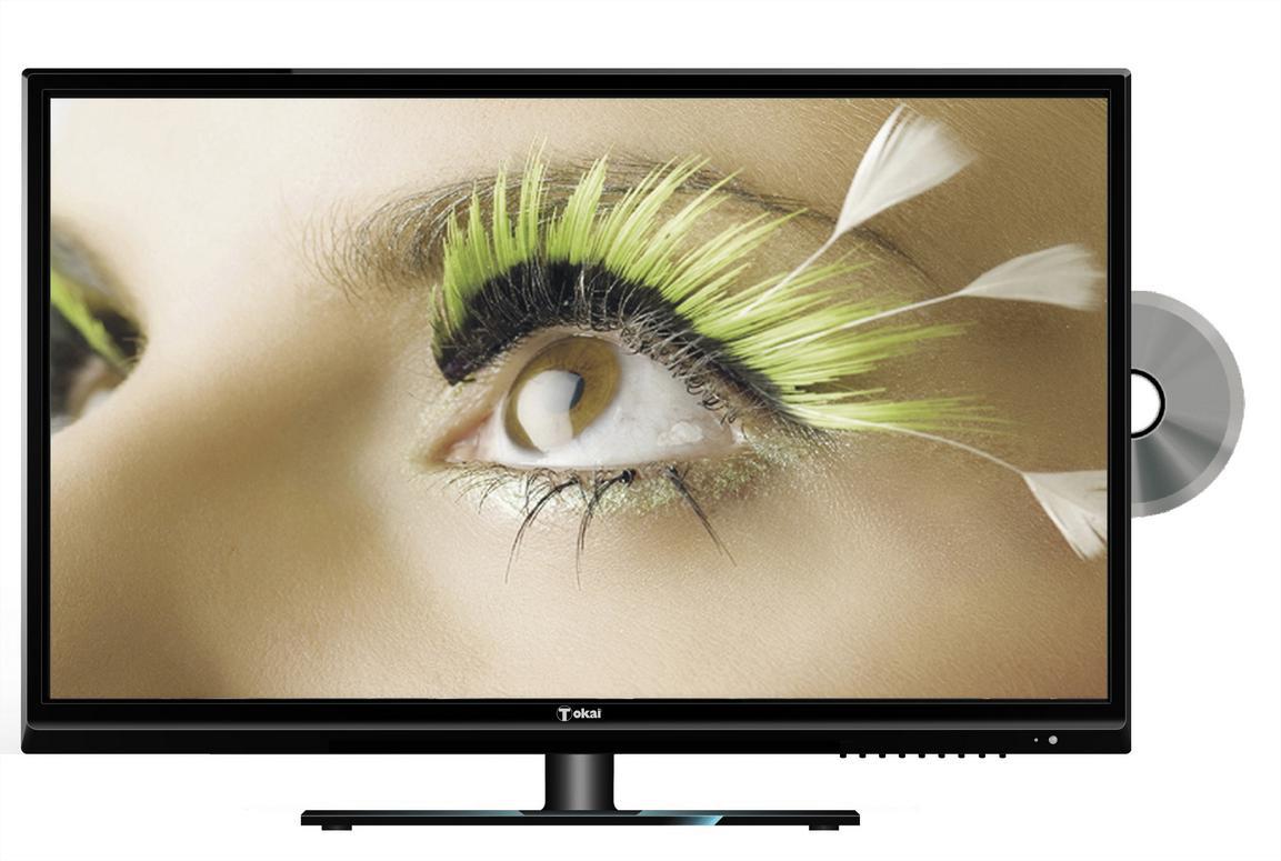 "Combi TV LED 28"" + DVD Tokaï TTE-28C1614K"