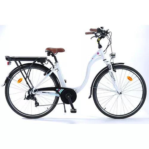 """Vélo de ville à assistance électrique 28"""" E-Lane"""