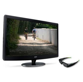 "Ecran Acer HN274Hbmiiid 27"" TFT 3D + Lunettes 3D"