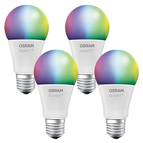 Sélection de produits Osram en promotion - Ex : 4 Ampoules LED Connectée RGB - E27