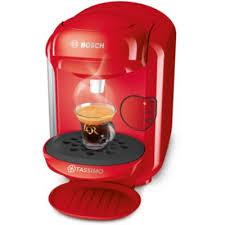 Machine à café Bosch Tassimo Vivy TAS1403 - Rouge