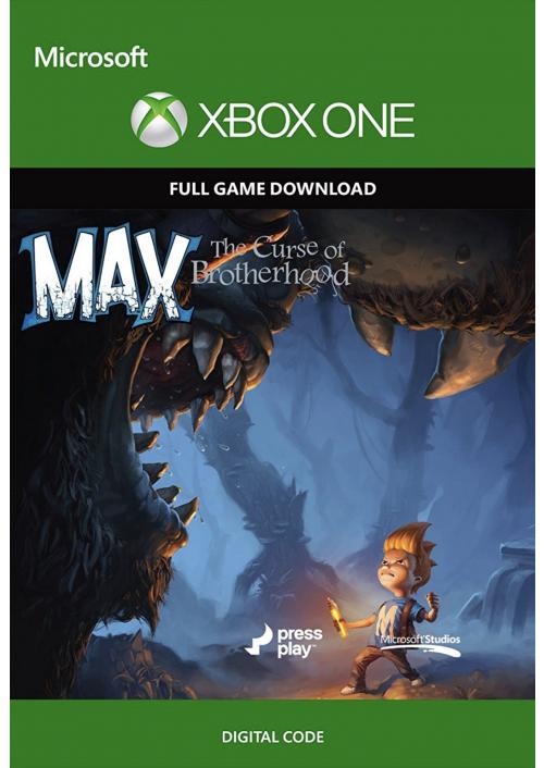 Sélection de Jeux sur Xbox One Dématérialisé - Ex: Max: La malédiction de la fraternité sur Xbox One