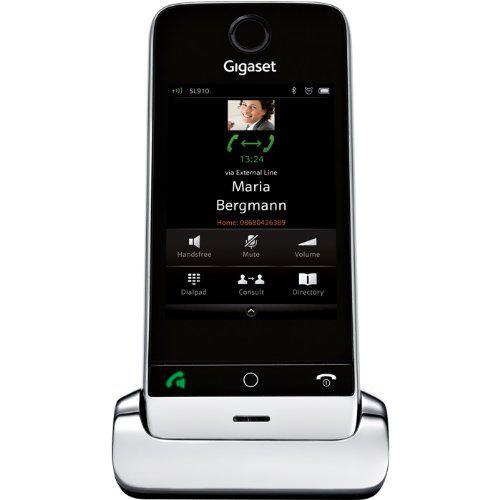 Téléphone supplémentaire DECT Gigaset SL910H (sans la base)