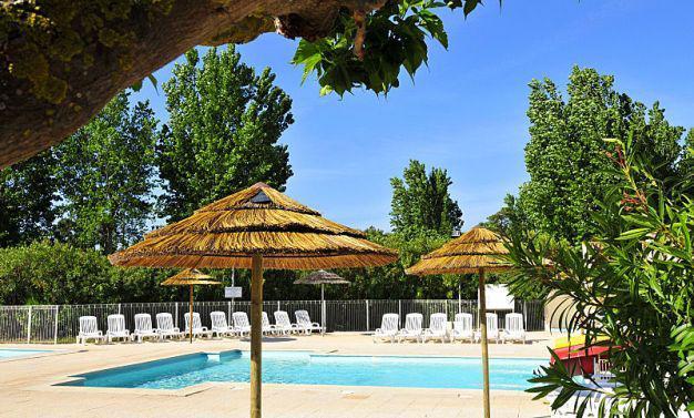 Une semaine en mobil-home (4/6 personnes) dans un camping 3* proche d'Agde (Hérault)