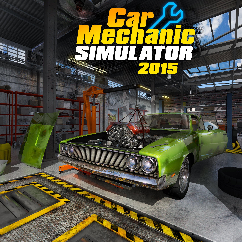 Car Mechanic Simulator 2015 + 6 DLC sur PC (Dématérialisé - Steam)