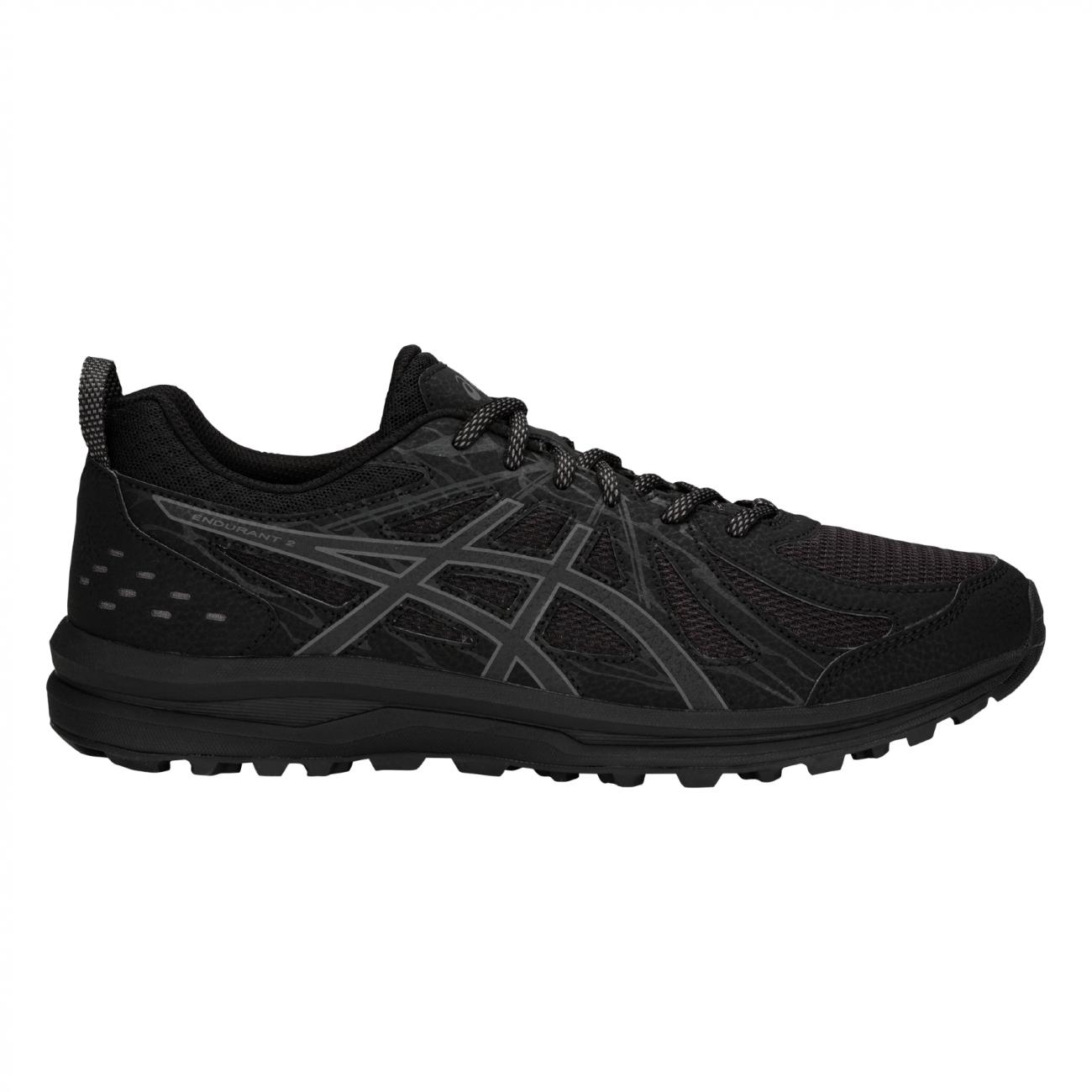 Chaussures de Running Homme Asics Frequent Trail - Noir