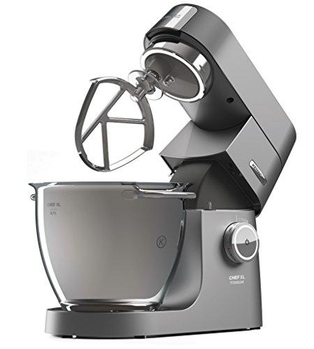 Robot pâtissier Kenwood chef XL titanium KVL8320S - 6.7 L, 1700 W