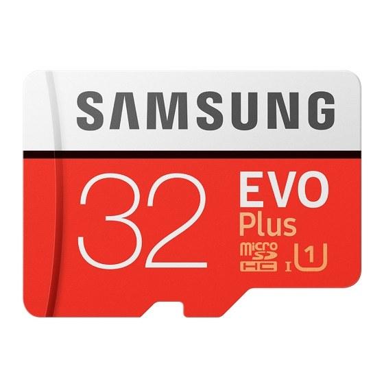 Carte Micro SDHC Samsung EVO Plus U1 - 32 Go