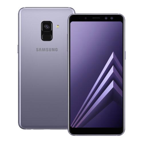 """Smartphone 5.6"""" Samsung Galaxy A8 (2018) - Dual Sim, Full HD+, RAM 4 Go, ROM 32 Go"""
