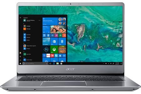 "PC Portable 14"" Acer Swift SF314-54G-56J9 - Full HD, i5-8250U, RAM 4 Go + 16 Go de mémoire Optane, HDD de 1 To, Windows 10  (+75€ en bons d'achat)"