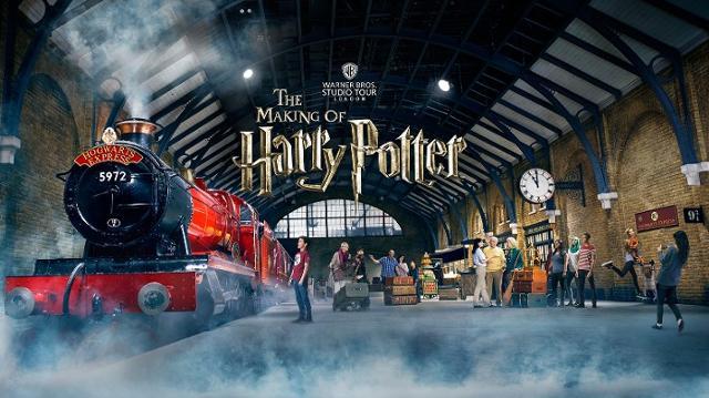 """Séjour 3 jours / 2 nuits à l'hôtel 3* Thistle City Barbican à Londres (avec petit-déjeuner) + Billet Warner Bros Studio Tour """"The Making of Harry Potter"""" au départ de plusieurs villes à partir de 133.92€ par personne"""