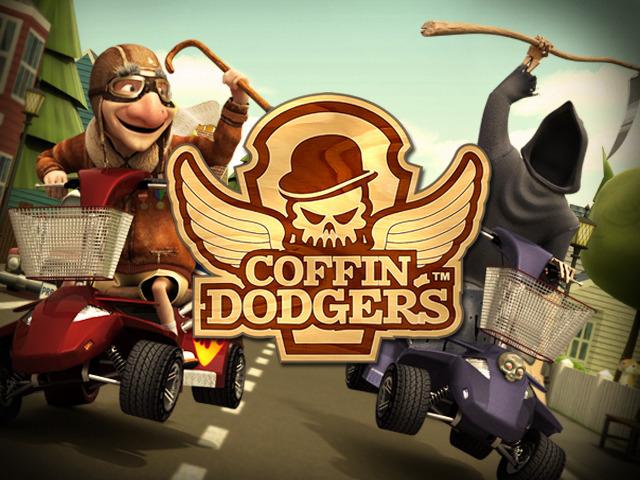 Clé pour la bêta online de Coffin Dodgers sur PC (Steam - Avec cartes)